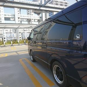 ハイエース  ワゴン 10人乗りのカスタム事例画像 山本自動車さんの2018年04月15日05:30の投稿