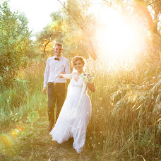Wedding photographer Alena Shapar-Belik (AlenaArt). Photo of 27.06.2016