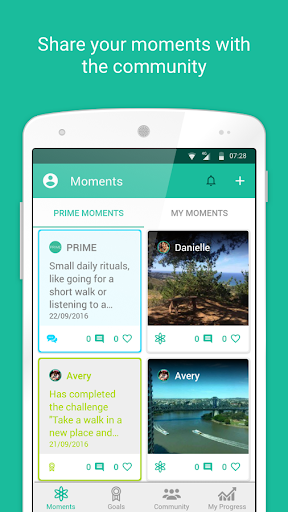 UCSF PRIME screenshot for Android