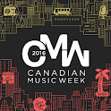 CANADIAN MUSIC WEEK icon