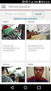 Siglo Coahuila- screenshot thumbnail