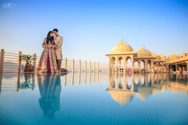 Wedding photographer Namit Narlawar (knottyaffair). Photo of 21.12.2016