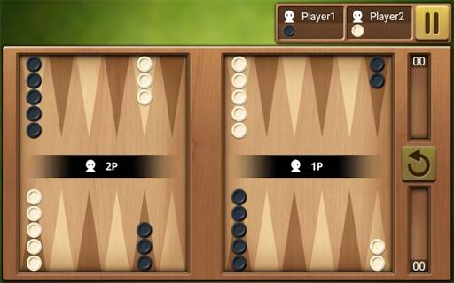 Backgammon King screenshot
