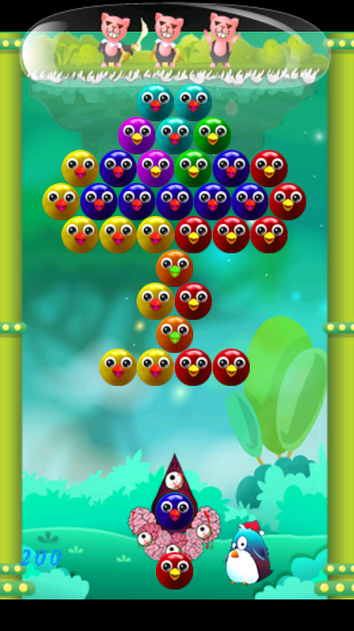 Bubble Birds- screenshot