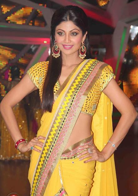 Shilpa Shetty hot figure
