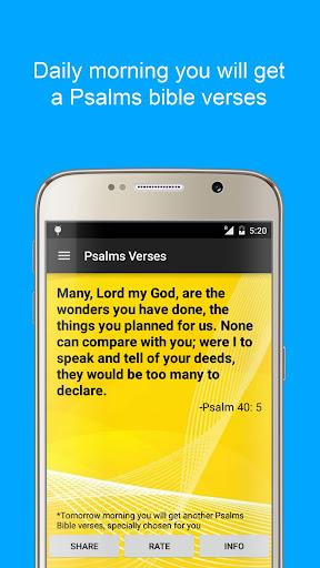 Psalms Jesus Bible Verses FREE