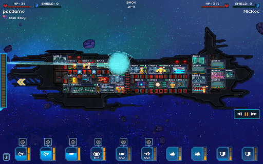 Pixel Starshipsu2122 0.949.7 screenshots 15