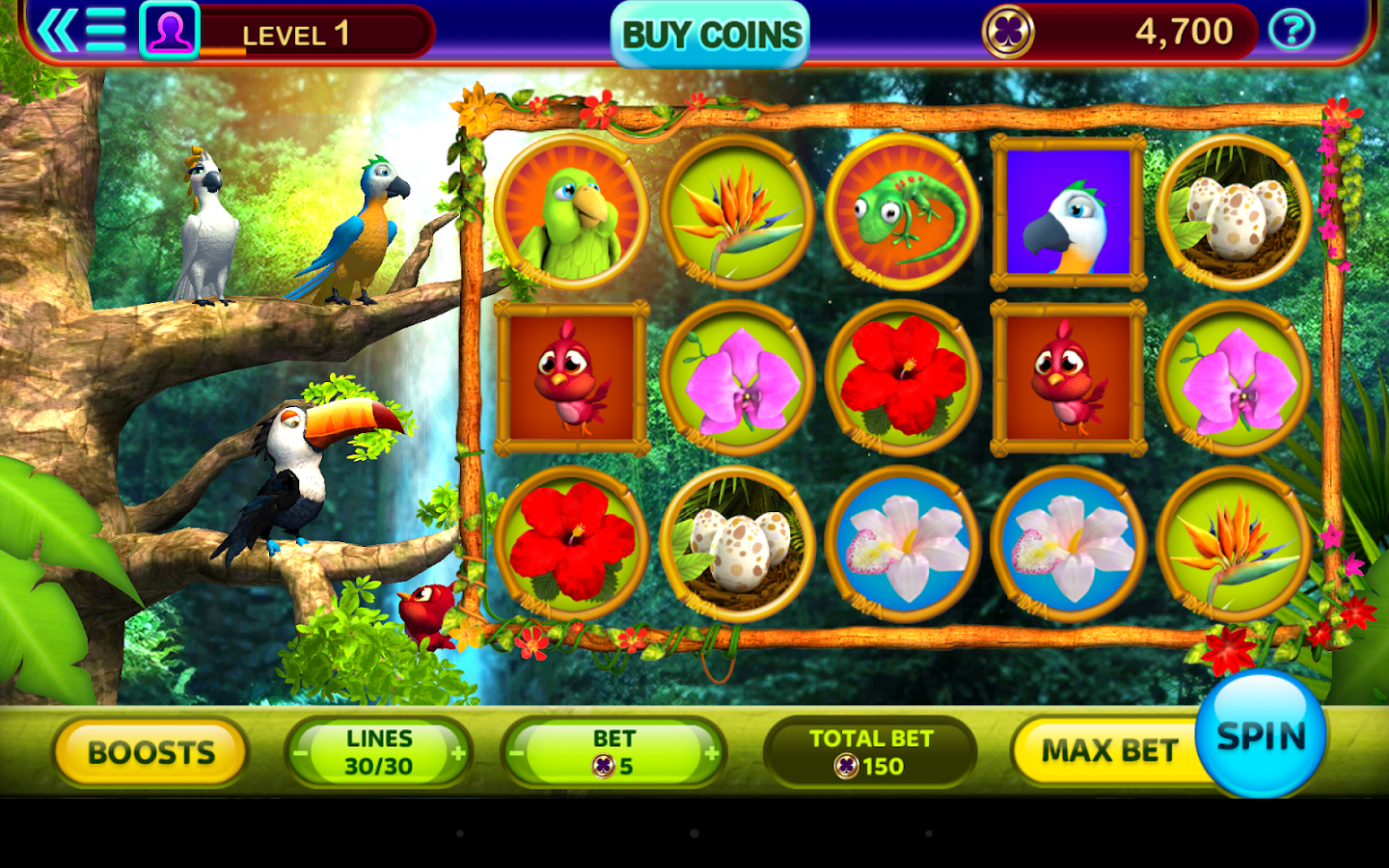 free casino game apps for android