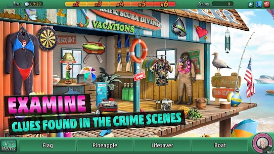 Criminal Case: Pacific Bay MOD (Unlimited Energy/Free Examines) 2