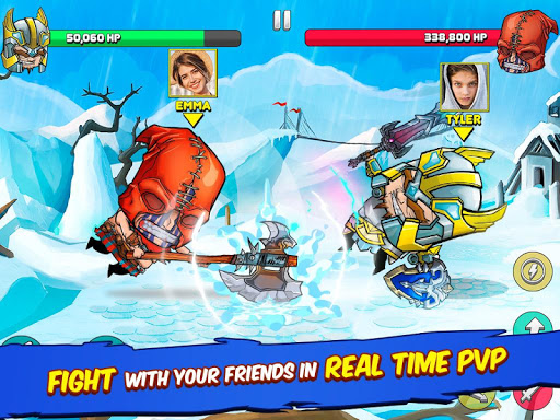 Tiny Gladiators - Fighting Tournament screenshot 12