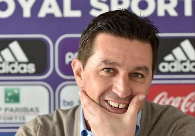 Anderlecht veut prolonger Hasi