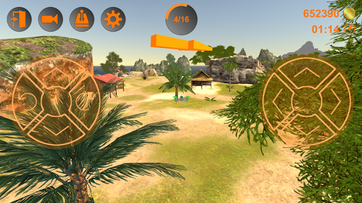 Amazing Drones - 3D Simulator Game ss2