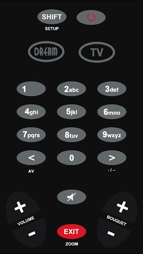 Remote Control for Dreambox