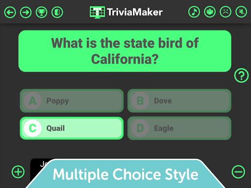 TriviaMaker - Quiz Creator, Game Show Trivia Maker 6.1.2 screenshots 13