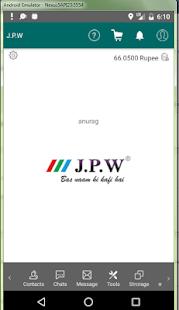J.P.W - náhled