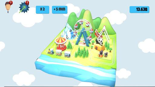 idle themepark & rollercoaster tycoon screenshot 2