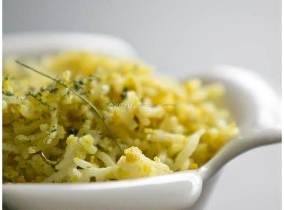 Classy Rice Dish Recipe