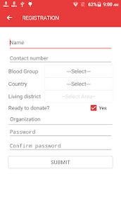 Blood Friend-Find Blood Donors 2