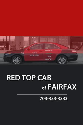 Fairfax Red Top Cab