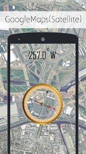 Compass - Directions on Maps- screenshot thumbnail