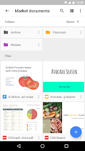 Google Drive for PC-Windows 7,8,10 and Mac apk screenshot 1