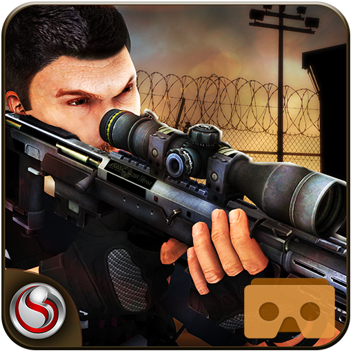 Police Sniper Prison Guard VR