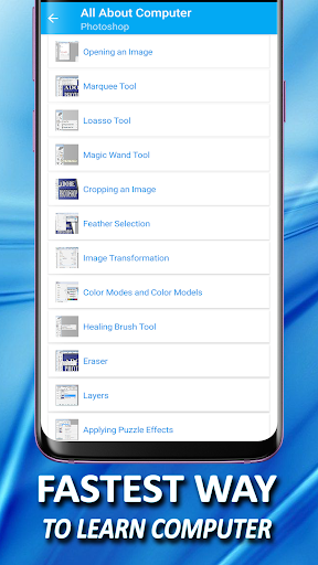 computer course basic & advanced full training app screenshot 3