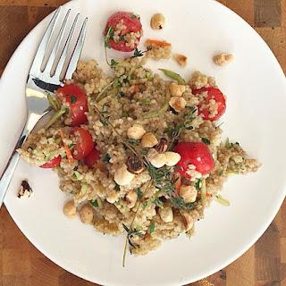 7 Minute Couscous Salad