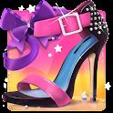 Shoe Designer Fashion Games 3D icon