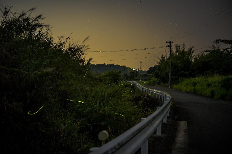 長崎の夜と星