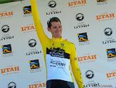 Hermans houdt leiderspositie vast in voorlaatste rit Tour of Utah