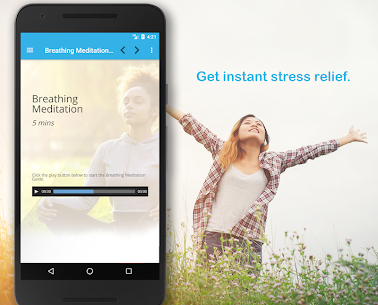 Mindfulness: Guided Meditation for Stress, Anxiety 4