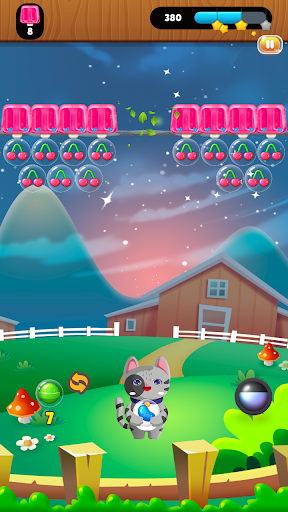 Super Furry Bubble Shooter HD u2013 Candy Puzzle android2mod screenshots 3