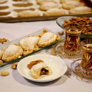 Persian Cookies Ghotab.