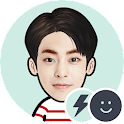 EXO XIUMIN Battery Widget