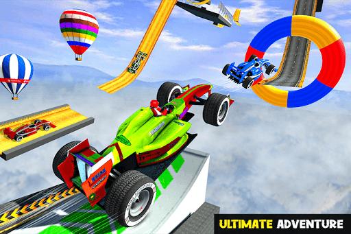 Gt Formula Car Racing Stunts : Impossible Tracks 1.3 screenshots 13