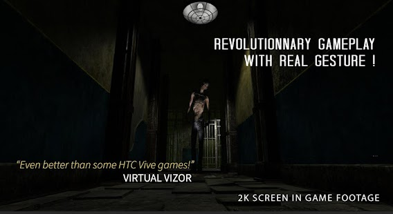 Bad Dream - VR - CARDBOARD -VIRTUAL REALITY- screenshot thumbnail