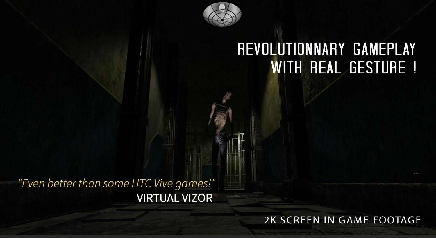 Bad Dream - VR - CARDBOARD -VIRTUAL REALITY- screenshot