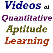 Quantitative Aptitude Learning