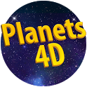 Planets4D icon