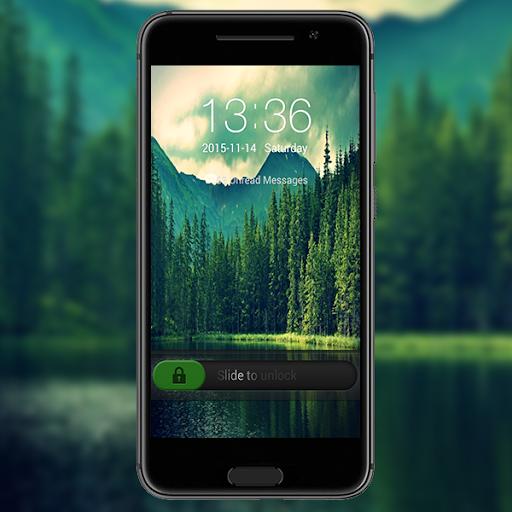 Forest Theme for GoLocker