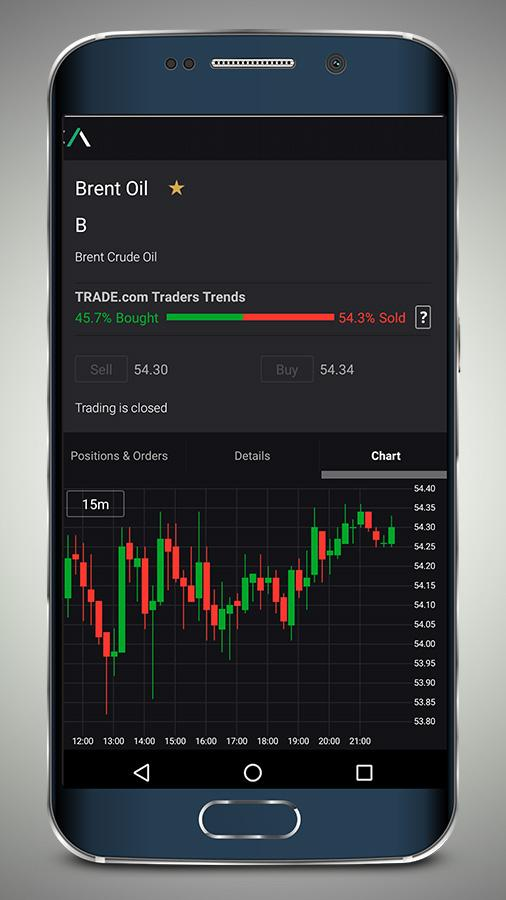 TRADE.com- screenshot
