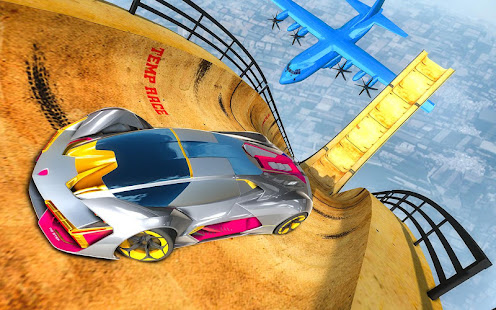 Download Mega Ramp Impossible : Car Stunt For PC Windows and Mac apk screenshot 2