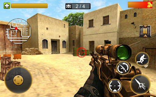 Frontline Sharpshooter Commando 3d 1.0 4