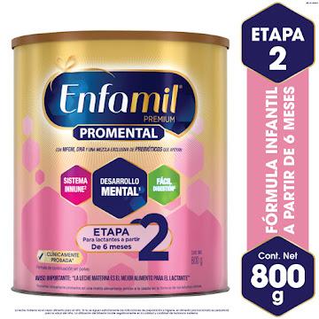 Enfamil Premium 2 Lata X   800 Gr