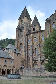 photo de Abbatiale Sainte-Foy de Conques