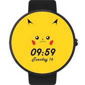 FWF Pokemon Go Watchface