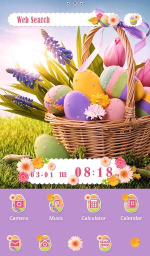 Cute Theme-Happy Easter!- 1.0.0 Windows u7528 5
