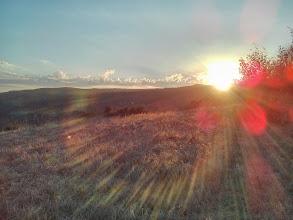 Photo: Sunset in Laguna Canyon
