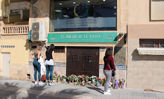 Homenaje en 'El Portón' a Diego García